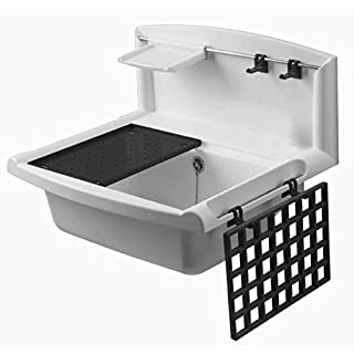 Marley Aussgussbecken Multi Spüle Waschbecken Werkstattbecken Kunststoffbecken Funktionsbecken