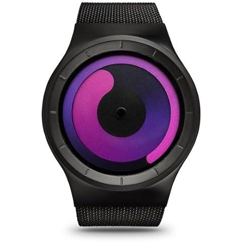 ZIIIRO Reloj - Mercury - Negro / Púrpura