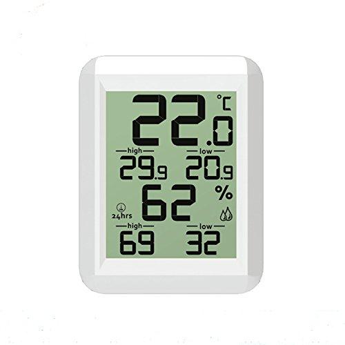 PANGUN Protable Digital Humiture Meter Temperatur Luftfeuchtigkeit Test LCD Display Mini Garten Hygrothermograph