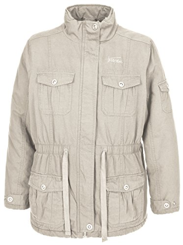 Trespass veste lakewood women' Beige - Beige - sand