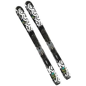 K2 Jungen Indy Kinder Ski – Marker Fastrak2 7 Bindung 1050806