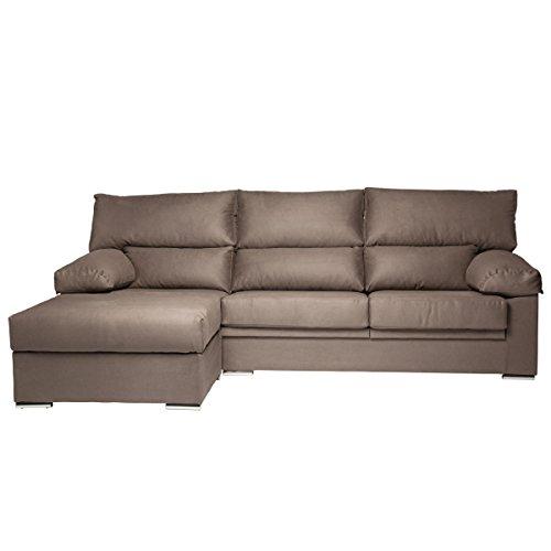 Sofa chaise longue VentaMueblesOnline arlés
