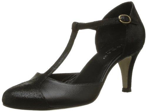 Jonak - Scarpe elegante 88, Donna Nero (Black)