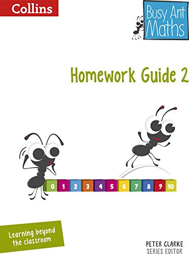 Busy Ant Maths - Homework Guide 2