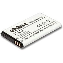 Akku für Medion MD86295 MD86350 700mAh 3,7V Li-Ion MD86341 MD86308