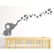 suchergebnis auf f r wandtattoo elefant. Black Bedroom Furniture Sets. Home Design Ideas