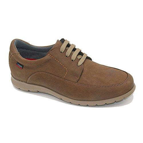 CallagHan, 80807 2, CallagHan cordones estilo marrón, marrón/marrón, color marrón, talla 41