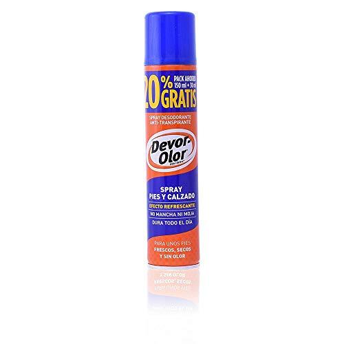 Devor-Olor 310552 Desodorante de zapatos
