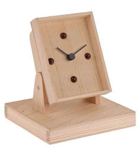 Belladecora Schreibtisch-Quarzuhr - Bausatz