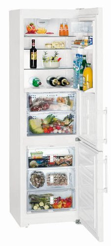 Liebherr cbnp 3956Premium Biofresh NoFrost autonome 363L A + + weiß–réfrigérateurs-congélateurs (363L, sn-t, 16kg/24h, A + +, neue Zone Bucket, weiß)
