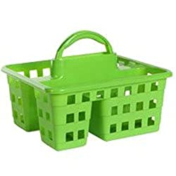 New Spring and Summer Color Shower Caddy- Lime Green