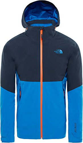 THE NORTH FACE Herren Thermojacke Apex Flex GTX blau (296) XL - The Tex Jacke North Gore Face