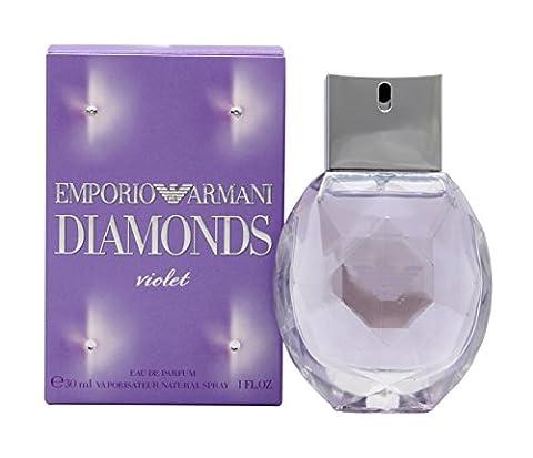 Giorgio Armani Emporio Diamonds Violet Eau De Parfum Spray, 30 ml