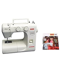 Usha Allure Sewing Machine - White