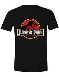 Jurassic Park - T-shirt Homme - Classic Logo