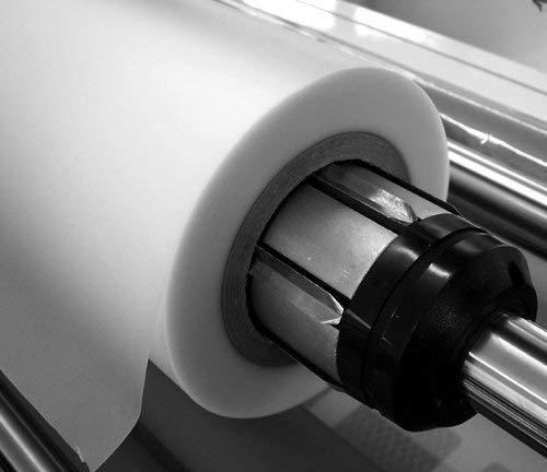 POV® Rollenlaminierfolie glänzend, 1000 mm breit, 120 m lang, 125 mic, Kern 76mm, Verpackungseinheit: 1 Rolle