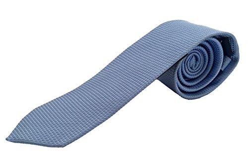 Blaue Krawatte herren seide mit kleinen Karos, krawatte babyblau handgefertigt 100{ffbaa41187aaec976d509766946ee70bd00166a19e41f5bddf20eef77e896d3e} Seide,Pietro Baldini, krawatte kariert blau Design 1440-11