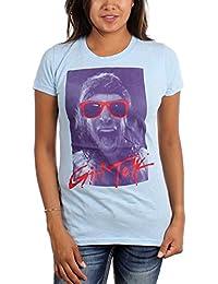 Girl Talk - Womens Sunglasses T-Shirt