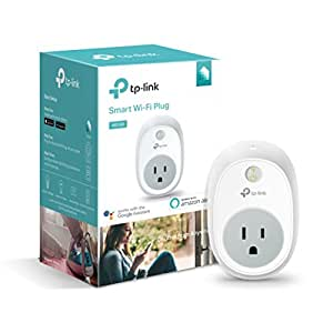 TP-Link HS100 Wi-Fi with indian plug converter (White)