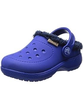 crocs Colorlite Lined Clog Kids Unisex-Kinder Clogs & Pantoletten