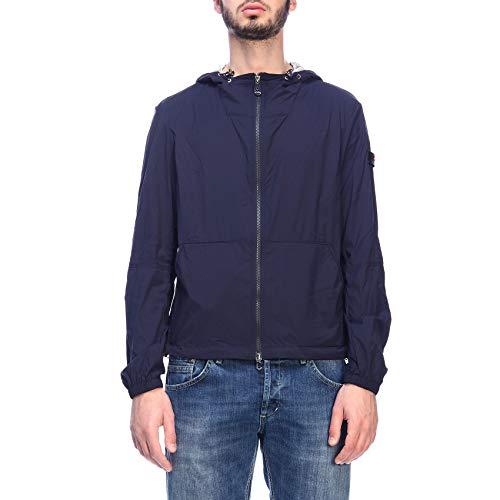 Peuterey Giacca Outerwear Uomo Peu318501191487215 Poliestere Blu