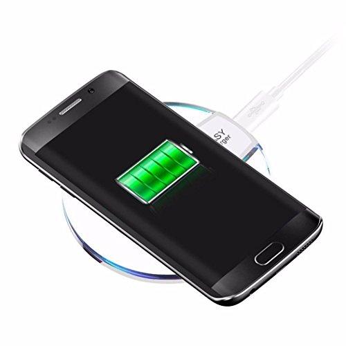 Nuovo caricabatterie Senza Fili per iPhone Samsung