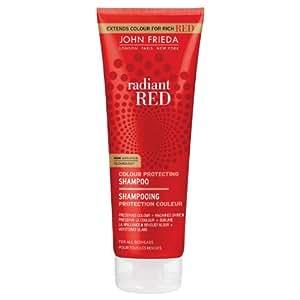 John Frieda Radiant Red Colour Magnifying Shampoo 250ml