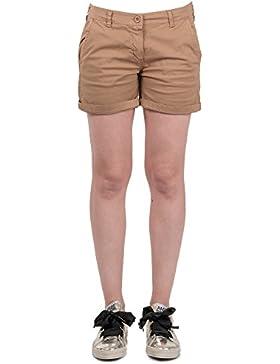 La Femme Blanche Shorts donna P428A SHORTS COC colore Cocco