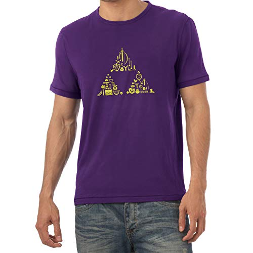 Texlab Link's Stuff - Herren T-Shirt, Größe XXL, ()