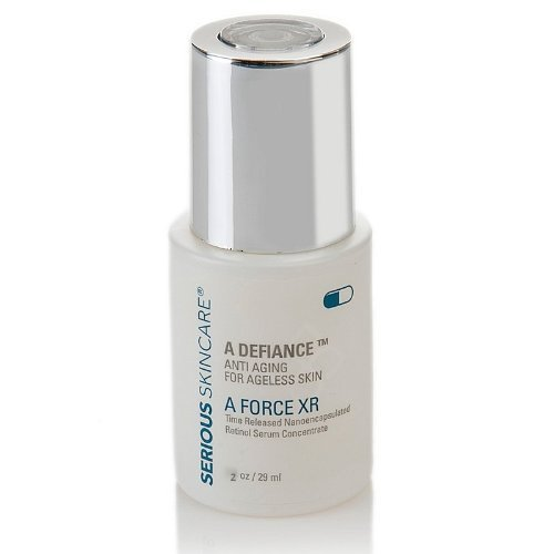 Serious Skincare a Force Xr Retinol Serum Concentrate A-defiance 2 Oz