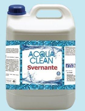 SVERNANTE ACQUA CLEAN PER PISCINE - LT. 5