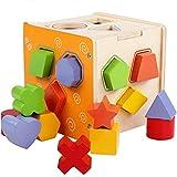 Holzbuchstaben & -nummern für Babys