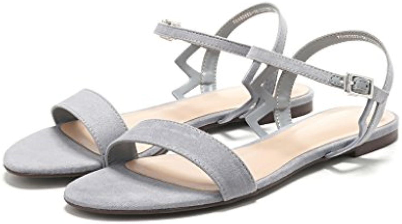 Amy Q - Zapatos de tacón  mujer 37 1/3 EU|negro 1
