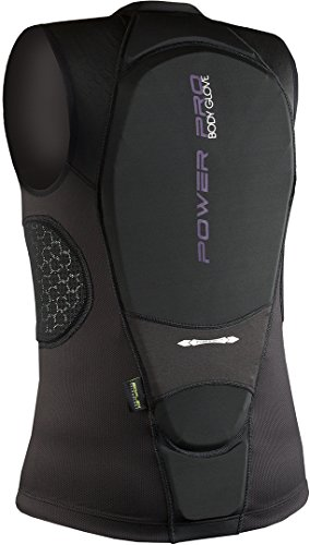 Bodyglove Body Glove Power Pro Women Rückenprotektor 2019 Black/Purple, S