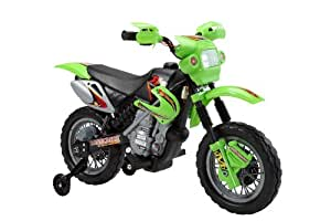 Battery Operated Motor Bike
