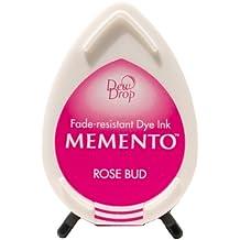 Memento Dew Drop tinta almohadilla Dew Drop, capullos de rosas
