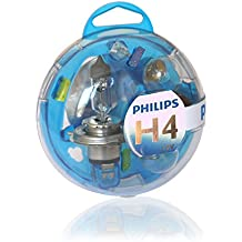 Philips 0730133 55718Ebkm H4 Essential Box