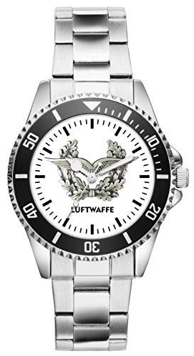 Soldat Geschenk Bundeswehr Artikel Luftwaffe Uhr 1177