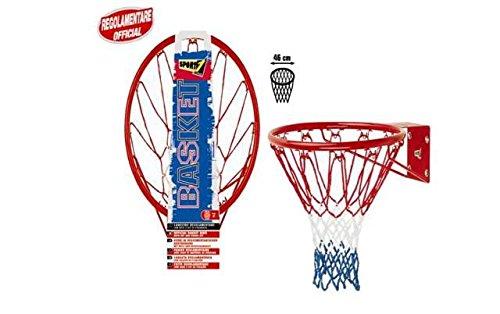 C&C Basketball Regeln mit Netz orm119