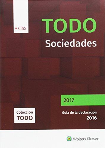 Todo Sociedades 2017 por Aa.Vv.