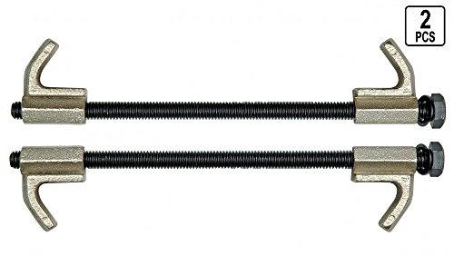 Preisvergleich Produktbild Federspanner Werkzeug Satz 2 tlg für Federn Fahrwerk