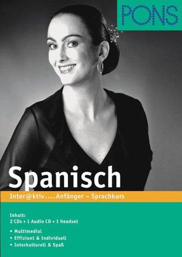 PONS Interaktiv Spanisch. Anfänger-Sprachkurs
