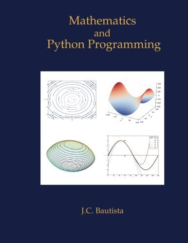 Navin Demirci Pdf Mathematics And Python Programming By J C