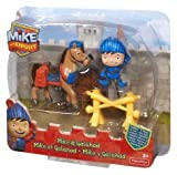 Mike The Knight - Action Figure Pack