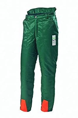 09-021 Schnittschutz - Bundhose CLASSIC (56)