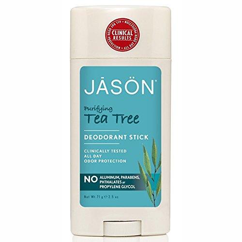 Jason | Tea Tree Oil Deodorant Stick | 1 x 71g -