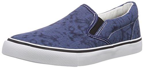 Dockers by Gerli 36CD608-710620 Unisex-Kinder Sneakers Blau (baby blau 620)