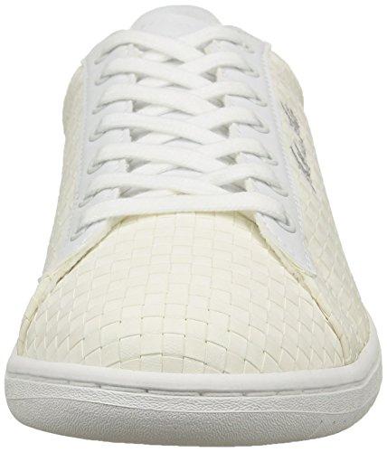 Le Coq Sportif Arthur Ashe Woven, Baskets Basses homme Blanc (Optical White)