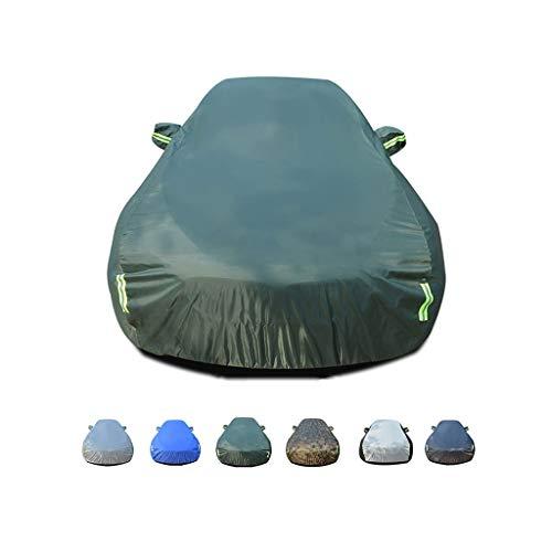 MXueei Car Cover Custom Fit Medium SUV Terramon - Impermeabile Traspirante Antivento/Antipolvere/Antigraffio/Antigelo Protezione UV esterna Coperture auto complete - 6 colori Opzio