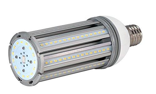 Satco S9393 45 Watt (175 Watt HID Äquivalent) 6.000 Lumen Länge 10,75 Zoll Durchmesser 3,69 Zoll nicht dimmbare LED Tageslicht 5000K Mogul -